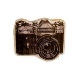брошь-фотоаппарат